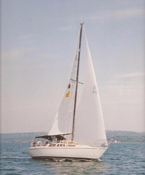 Used S2 Yachts 9.2 Sloop Sailboat For Sale