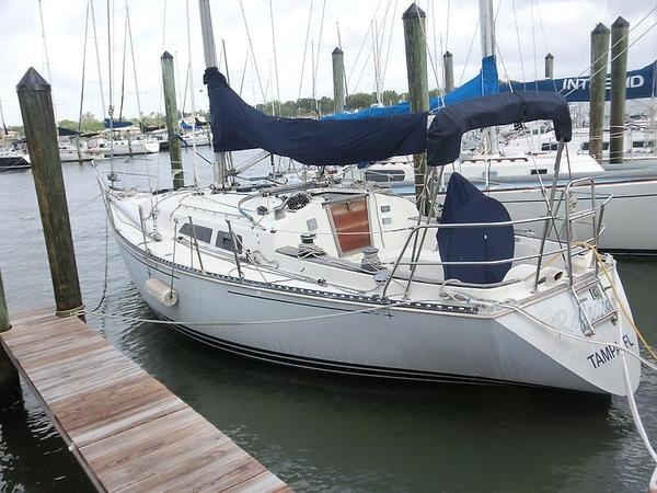 Used C & C 36' Centerboard Antique and Classic Boat For Sale