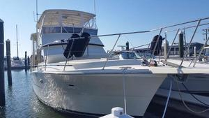 Used Viking Aft Cabin Boat For Sale