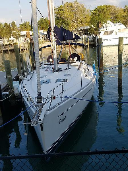 Used Jeanneau Sun Odyssey Motorsailer Sailboat For Sale