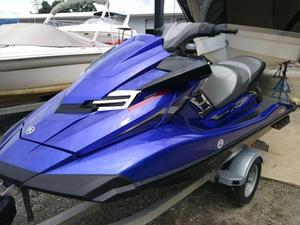 Used Yamaha FX SHO High Performance Boat For Sale