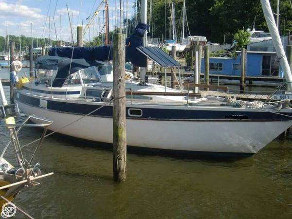 Used Piewiet 1100 Racer and Cruiser Sailboat For Sale