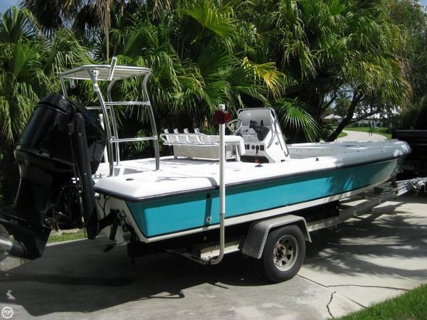 Used Action Craft 2020 Flatsmaster Flats Fishing Boat For Sale