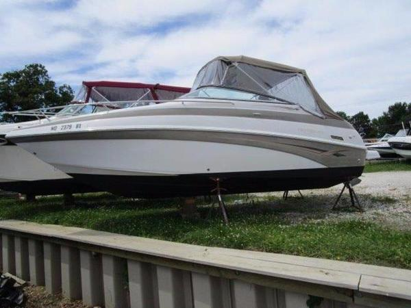 Used Crownline 235 CCR Cuddy Cabin Boat For Sale