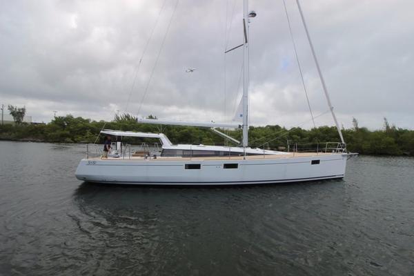 New Beneteau Sense 57 Sloop Sailboat For Sale