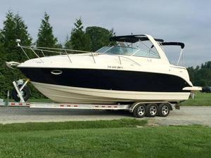 Used Rinker Fiesta Vee 300 Express Cruiser Boat For Sale