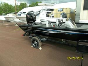 New Crestliner VT 18 Freshwater Fishing Boat For Sale