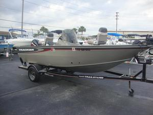 Used Tracker V16 Freshwater Fishing Boat For Sale