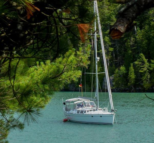 Used Jeanneau 43 Sun Odyssey Deck Salon Cruiser Sailboat For Sale