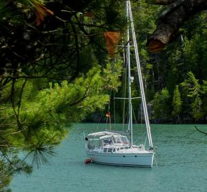 Used Jeanneau 43 Sun Odyssey Deck Salon Cruiser Sailboat For Sale