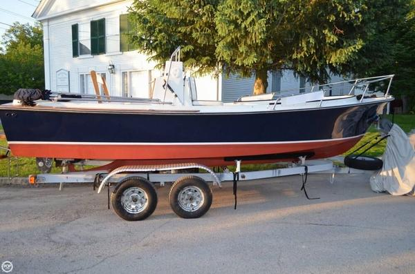 Used Shamrock 20 Center Console Fishing Boat For Sale