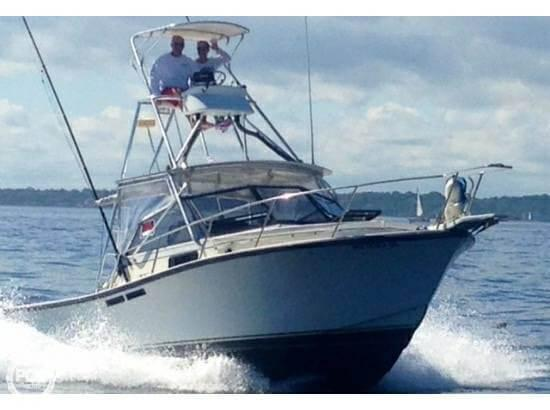 Used Rampage 28 Sportsman Sports Fishing Boat For Sale