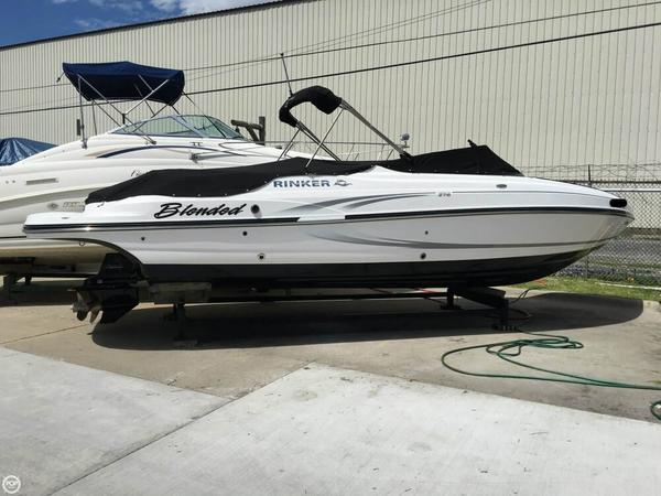 Used Rinker Captiva 276 BR Bowrider Boat For Sale
