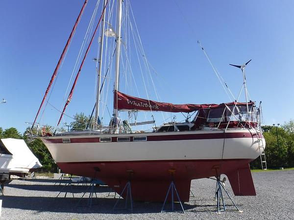 Used Corbin Pilothouse 39 Cutter Sailboat For Sale