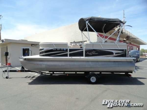 Used Sunchaser DS20 Pontoon Boat For Sale