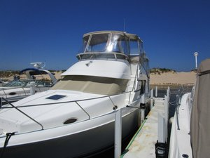 Used Silverton 372/392 Motor Yacht Cruiser Boat For Sale