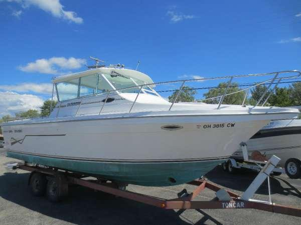 Used Baha Cruisers 278 Fisherman Aft Cabin Boat For Sale