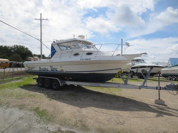 Used Sportcraft 272 SF HT272 SF HT Freshwater Fishing Boat For Sale