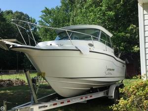 Used Seaswirl Striper 2600 SC Pilothouse Boat For Sale