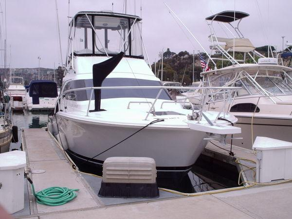 Used Luhrs Tournament 320 Convertible Fishing Boat For Sale