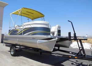 New Qwest Pontoon Boat For Sale