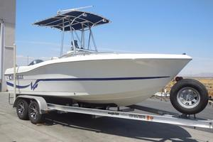 Used Caravelle Seahawk 200 Saltwater Fishing Boat For Sale