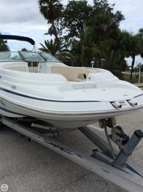 Used Chris-Craft Sport Deck 232 Deck Boat For Sale