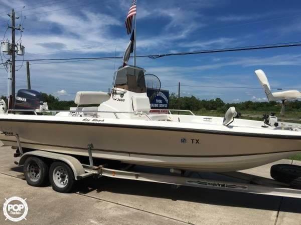 Used Mako 2100 Bay Shark Bay Boat For Sale