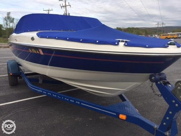 Used Bayliner 205 BR Bowrider Boat For Sale