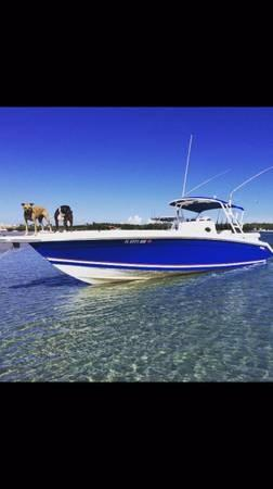 Used Dakota 36 Center Console Center Console Fishing Boat For Sale