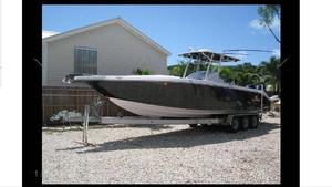 Used Catera 36 CCP Offshore Saltwater Fishing Boat For Sale