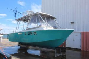 Used Delta Boat Company Power Saltwater Fishing Boat For Sale