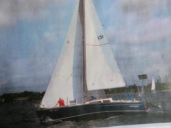 Used Morgan 27 Antique and Classic Boat For Sale