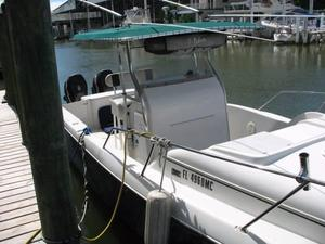 Used Pro - Line Center Console Fishing Boat For Sale