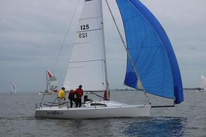 Used Custom C & C SR 25 Racer and Cruiser Sailboat For Sale