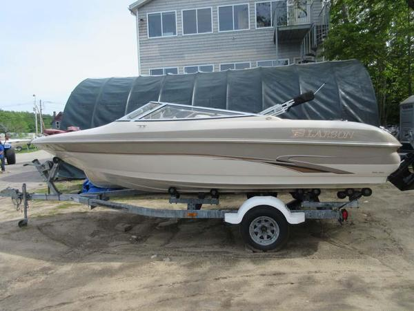 Used Larson 206 LR Bowrider Boat For Sale