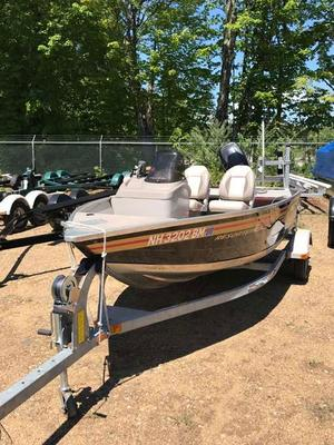 Used Princecraft Resorter DLX SC Utility Boat For Sale
