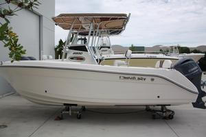 New Century 2200 Center Console Center Console Fishing Boat For Sale