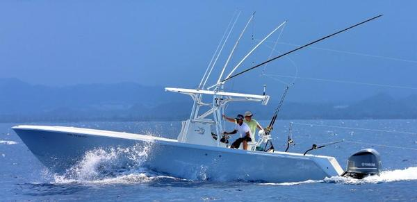 Used Sea Vee 320 Center Console Center Console Fishing Boat For Sale