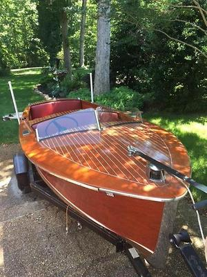 Used Chris - Craft Antique and Classic Antique and Classic Boat For Sale