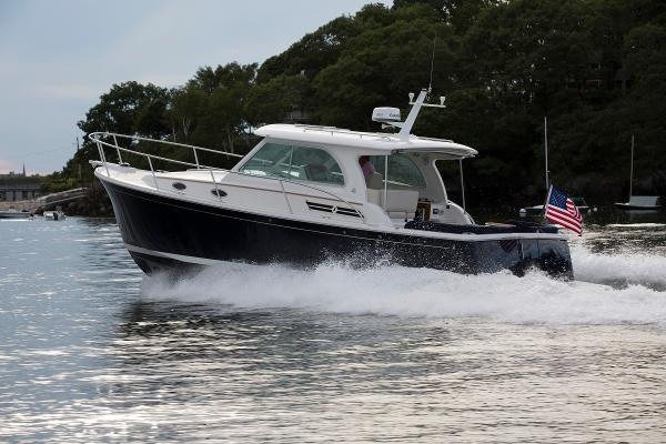 New Back Cove Downeast Fishing Boat For Sale