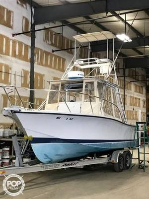 Used Rampage Tournament Sports Fishing Boat For Sale