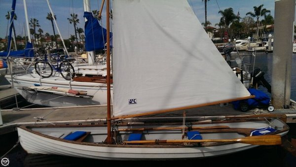 Used Whitehall 17 Expedition Daysailer Sailboat For Sale