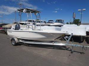 Used Tidewater 170 Center Console Fishing Boat For Sale
