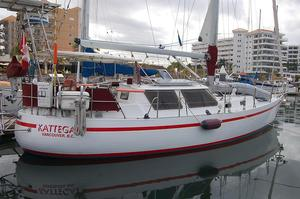 Used Custom Built Dekleer Bros Crescent Cruiser Sailboat For Sale