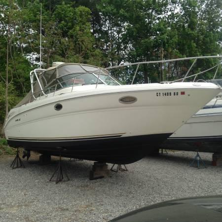 Used Sea Ray Amberjack 29 Express Cruiser Boat For Sale