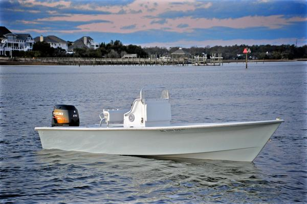 Used C-Hawk 23 Center Console Saltwater Fishing Boat For Sale