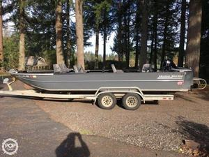 Used Motion Marine Outback Fishing Machine Aluminum Fishing Boat For Sale