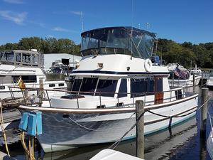 Used United Ocean Double Cabin Trawler Boat For Sale