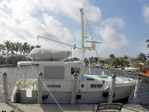 Used Nordhavn Coastal Pilot Trawler Boat For Sale